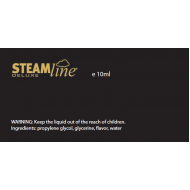 Steamline E-vloeistof Aardbei 10ml 80% PG 20% VG