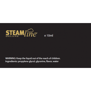 Steamline E-vloeistof Blueberry 10ml 80% PG 20% VG